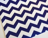 Navy Chevron Wrapping Paper (30 in x 10 ft), chevron gift wrap, navy gift wrap, navy wrapping paper, navy chevron gift wrap, DIY party