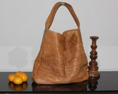 Soft Leather Bag,Repurposed Upcycled Leather,jacket-to-bag,reclaimed leather,Recycled Bag,Upcycled leather Hobo,shoulder bag,eco leather bag