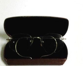vintage eye glasses