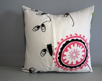 Reversible Accent pillow