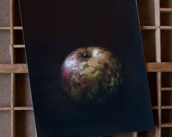 Apple Fine Art 8x10 Photographic Print