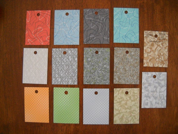 Retro Designs Formica Laminate Salesman S Sample Tiles 14