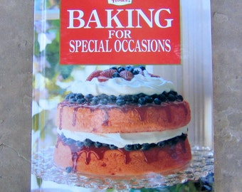 Favorite All Time Recipes Cookbook, Duncan Hines Baking for Special Occasions, Duncan Hines Sweets cookbook, 1993 Vintage Cookbooks
