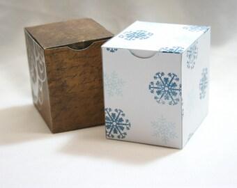 DIY Box, Gift Box, Paper Box, Box Template, Printable Gift Box