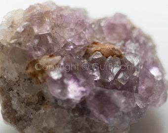 Fluorite from Berbes, Asturias, Spain
