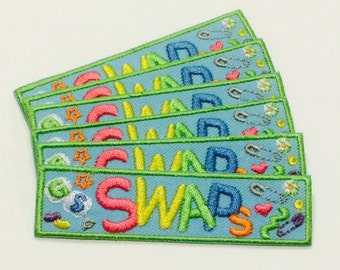 GS SWAPs ~ Fun Patch ~ Party Favor ~ Scout Troop Event ~ Badge