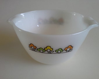Fire King Mixing Bowl,  Anchor Hocking.
