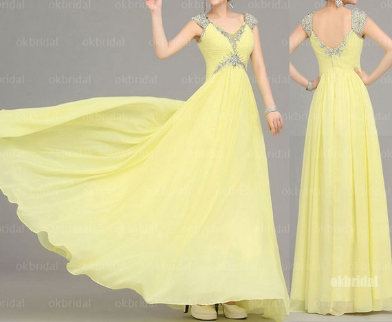 yellow prom dresses, dresses for prom, best prom dresses, prom dresses 2014, sexy prom dresses, cheap prom dresses, RE378