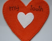 my tooth - tooth pocket in hallow's eve orange