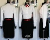 BioShock Infinite Elizabeth Rapture Cosplay - Burial at Sea - couples cosplay