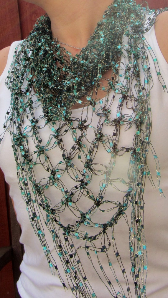 Items Similar To Handmade Crochet Lover S Knot Triangle