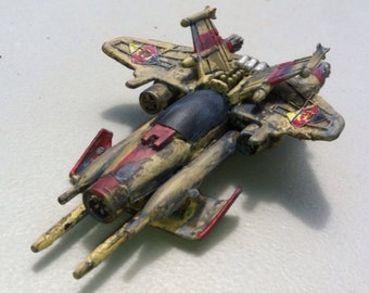 Vexar Tri-Wing  / Star Fighter / Miniature / Model
