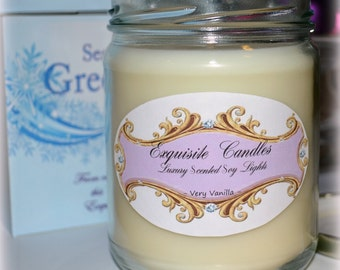 16 oz. Jar Candle