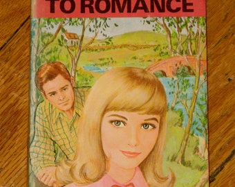 Vintage Book - Next Door To Romance by: Margaret Malcolm - A Harlequin Romance #1539 - Mass Market Paperback 1971