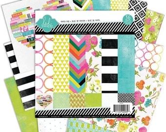 Heidi Swapp Favorite Things 6 x 6 Paper Pad