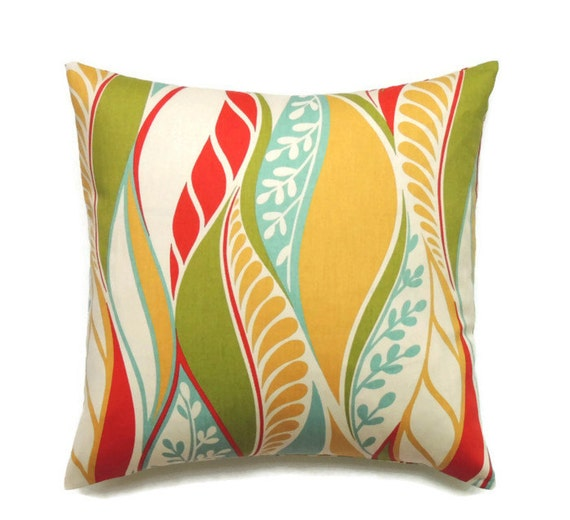 Modern Pillow Covers Etsy : Modern Pillows 18x18 Pillow Cover Gold Decorative Pillows