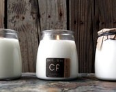 Set of Any Three Soy Candles: 12 Ounces Each