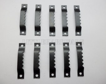20Pcs black iron base frame triangle hook,Picture hook,frame accessories(7mmX42mm)  CS0021