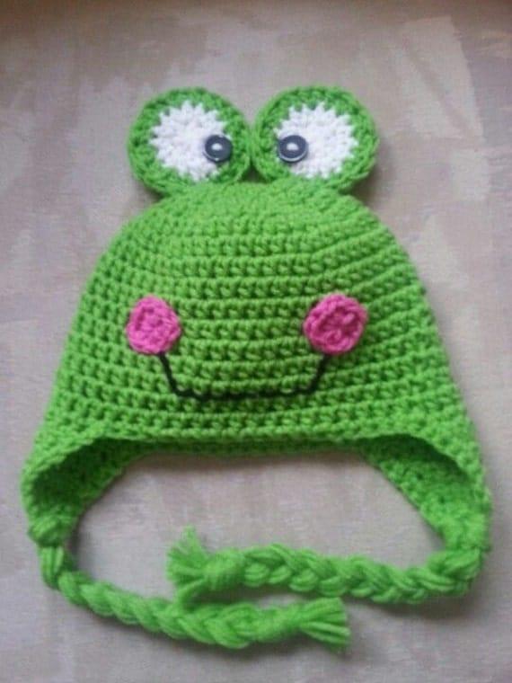 Frog Ear-Flap Beanie