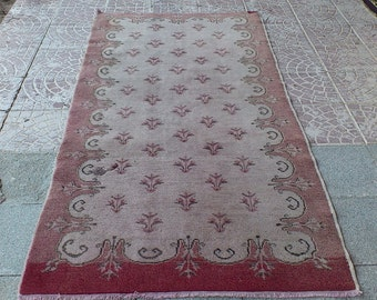 Turkish Vintage  Over Dyed    rug80x41
