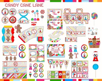 Printable Candyland Game Pieces Images & Pictures - Becuo