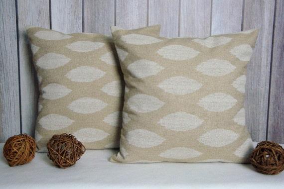 Beige Pillow. Natural Pillow. Pillow Cover. Throw Pillow Cover. Accent Pillow. Tan Pillow. Pillow. Modern Pillow. Pillows