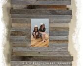 "Beachcomber ""Shanty"" Reclaimed Wood / Barnwood Picture Frame"