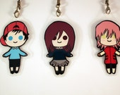 FLCL (Fooly Cooly) Keychains