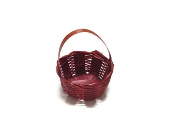 Miniature SAAN - Basketry Miniature Dollhouse - MS022