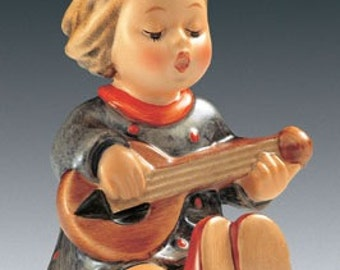 Hummel/Goebel Figurine,Vocal sample 10cm no. 53