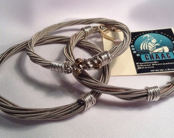 Guitar Strings Bracelets