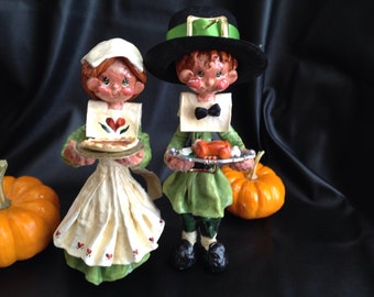 Adorable Pilgrim Decorations