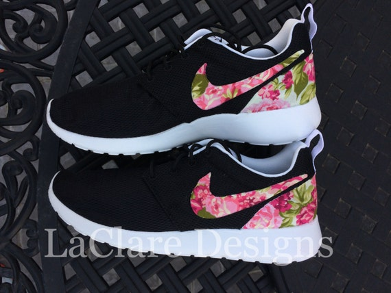 roshe run floral womens