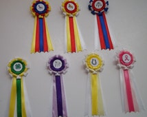 Superior Model Horse Show Ribbons