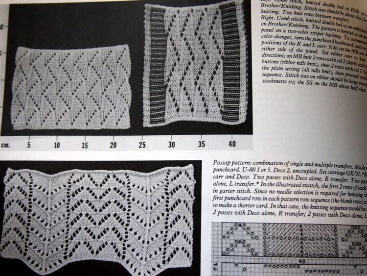 machine knitter