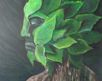 Green Man (original)