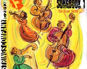 FSCO Songbook 1: The Blues Series (Afro Blue arr.)