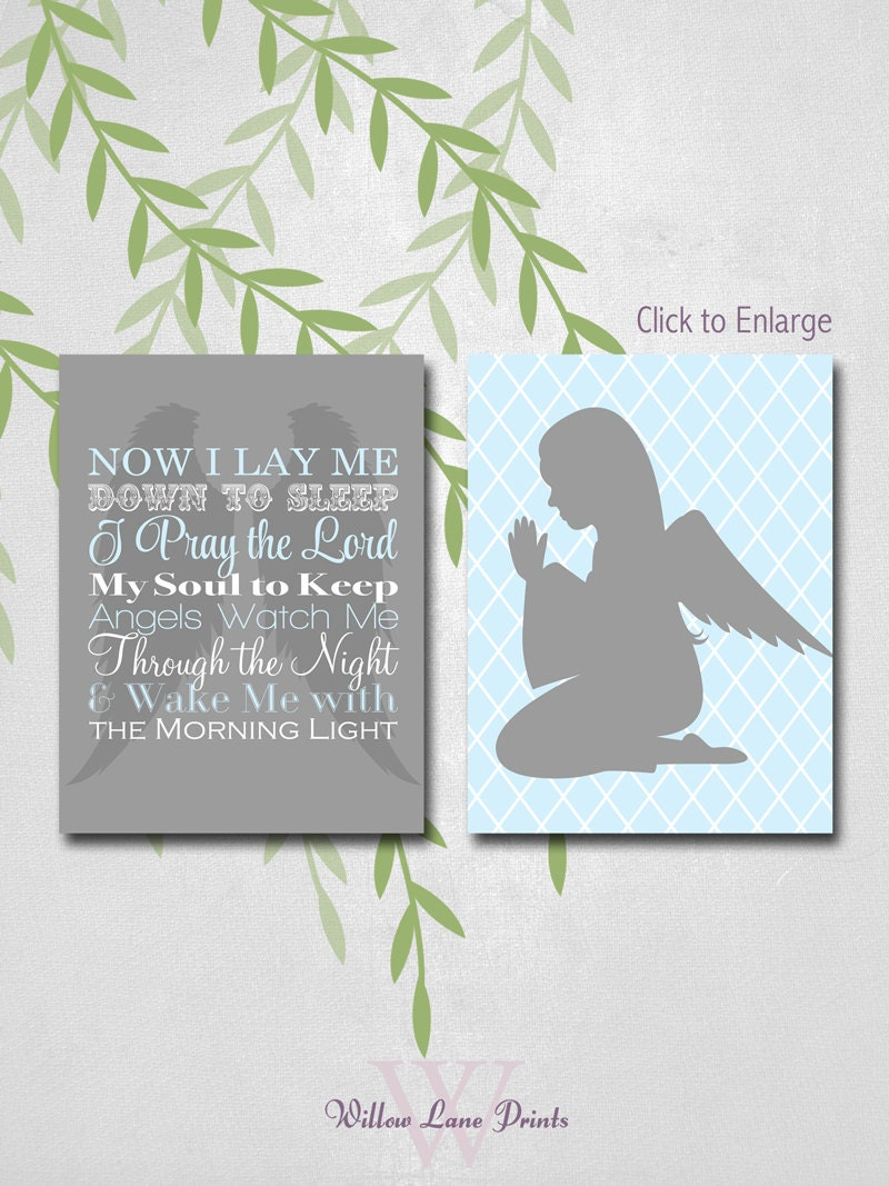 Child Prayer Wall Art