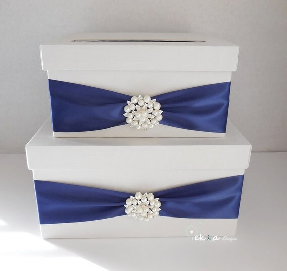 Wedding Gift Card Box Holder: Wedding Card Box / Money Box / Card Holder / Gift Card Box / 2