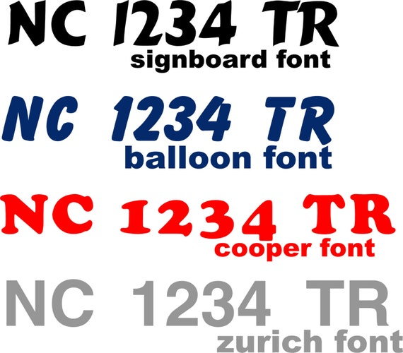boat registration letters and numbers by nashsignsandgraphix With boat letters and numbers