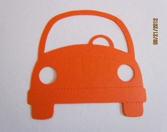 car front die cuts