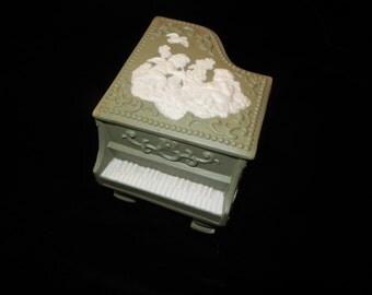 PIANO JEWELRY BOX