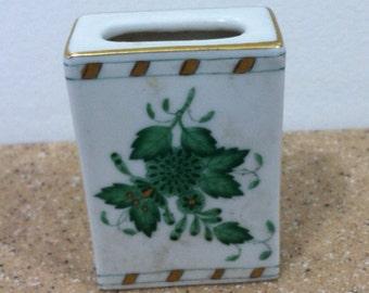 Porcelain Match Box