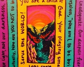 Children of God- Original Painting