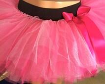 Princess Tutu,  Aurora Tutu, Rosetta Fairy Tutu, Princess Running Tutu, Pink Tutu, Diva Run Tutu, Beauty Tutu