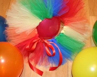 Popular Items For Clown Tutu On Etsy