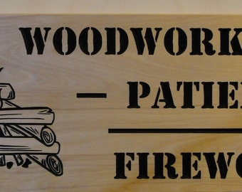 Woodworking, Patience, Firewood