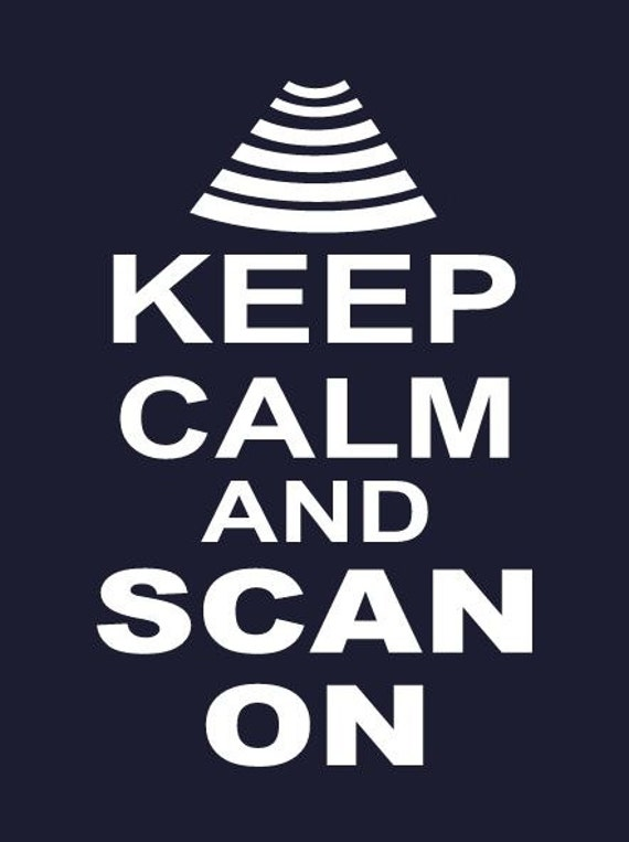 Keep Calm And Scan On By Myqualatee On Etsy