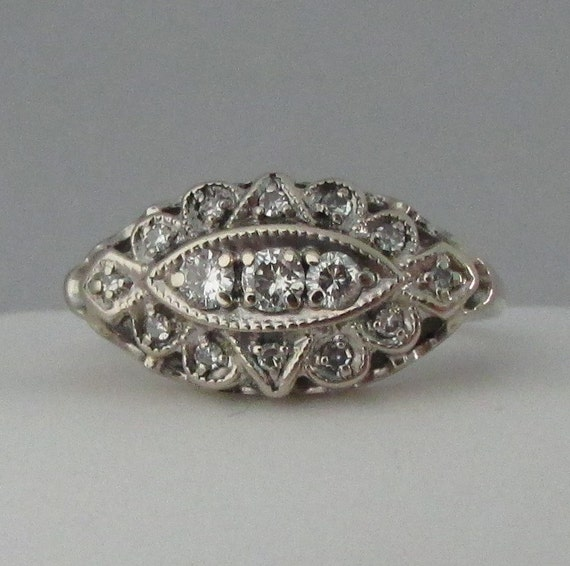 layaway pymt 2 joshua only vintage princess ring fifteen