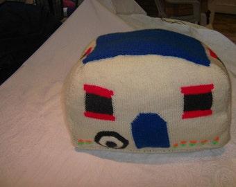 Floor cushions caravan